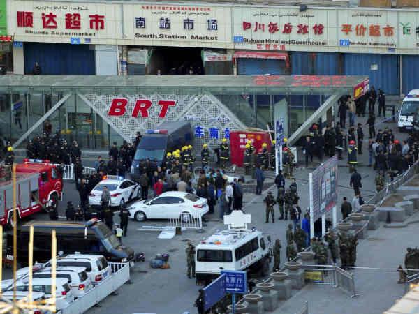 અહીં વાંચો - ISIS સ્ટાઇલમાં ચીનમાં થયો હુમલો, 5ના મોત