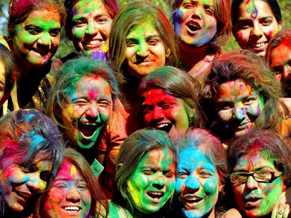Healthy Holi Health Benefits Holika Dahan