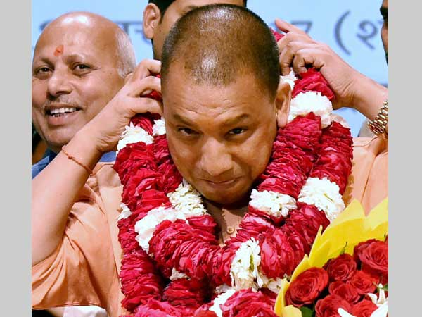 Congress Slams Bjp S Choice Yogi Adityanath As Uttar Pradesh Chief Minister