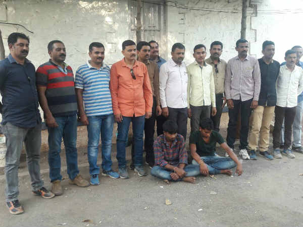 Bhavnagar Police Arrested 2 Man With 1 Lakh 47 Thousand Fake