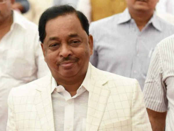 Congress Leader Narayan Rane Joining The Bjp
