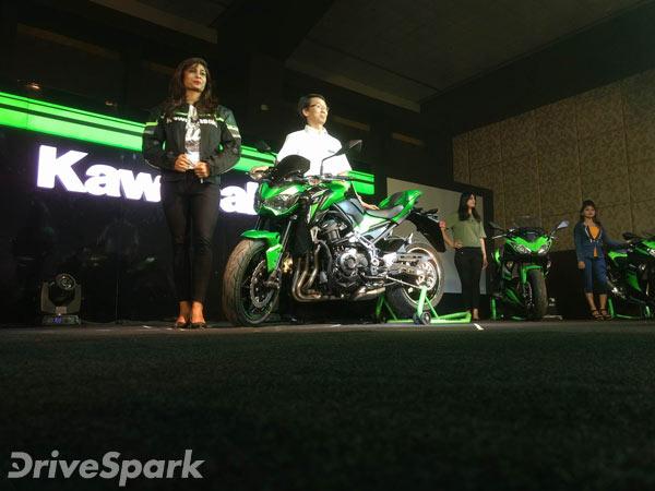 Kawasaki Z 900 Launched India Rs 9 Lakh