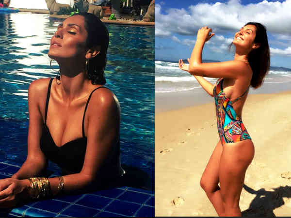 Bruna Abdullah Hot Bikini Pictures Going Viral