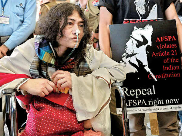 Irom Sharmila Loses Her First Assembly Election Manipur