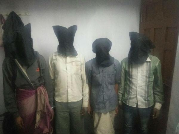 Police Finally Able Nab Khajuriya Gang Members