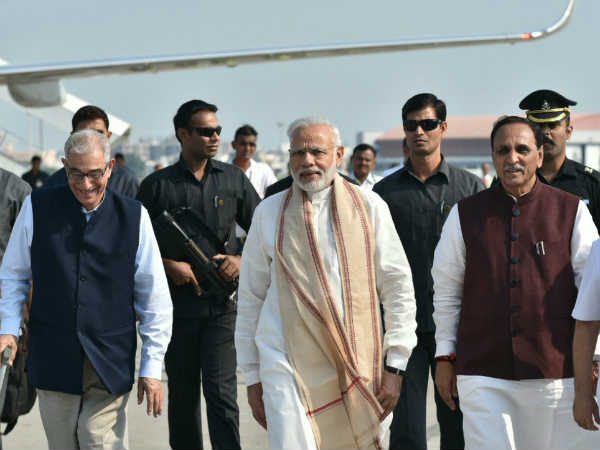 Modi Visiting Gujarat Tomorrow Read Here About His Previous Visits