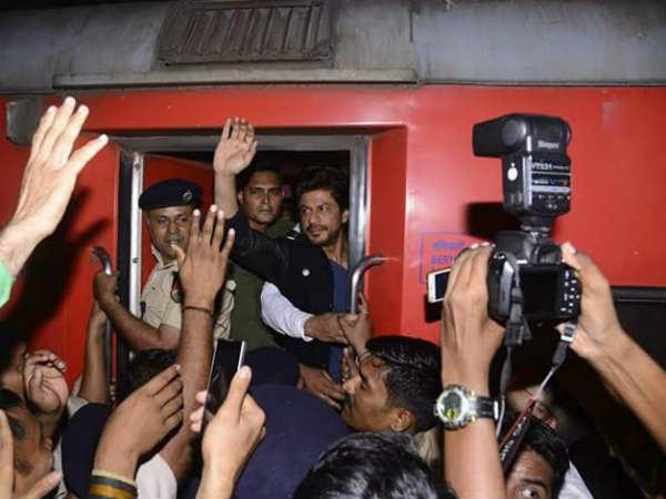 શાહરુખ ખાન હાજીર હો! વડોદરા ફિલ્મ પ્રમોશન મામલો