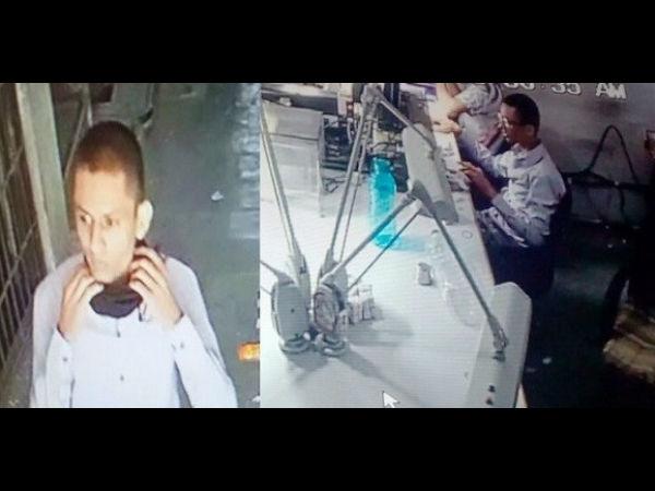 Surat 6 5 Lakh Diamond Steal Thief