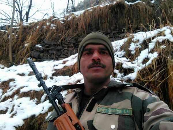 Tej Bahadur Yadav Fake Death Picture Going Spread Social Med
