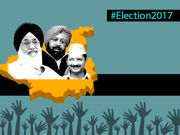 Congress Is Leading Panjab Assembly Election