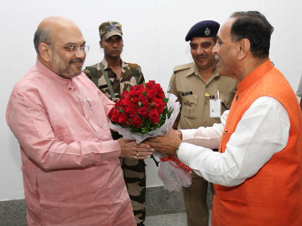 Amit Shah On His First Gujarat Visit After Assembly Elections