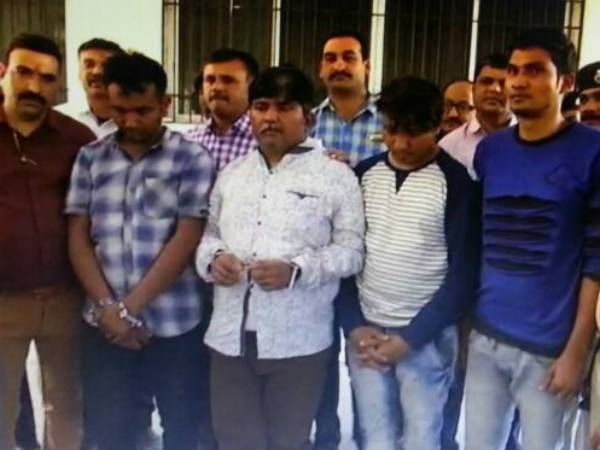 Rajkot D Gand Sharp Shooter Case Police Arrested 2 Women