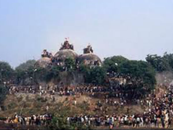 Sc Hearing Babri Mosque Demolition Case Against Advani Tomorrow
