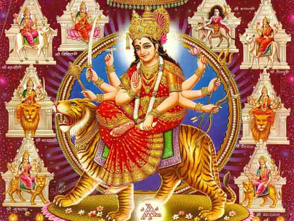 Navratri 28th March 2017 Importance Durga Saptsati