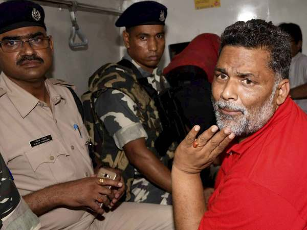 Bihar Patna Mp Pappu Yadav Arrested Sent To Jail