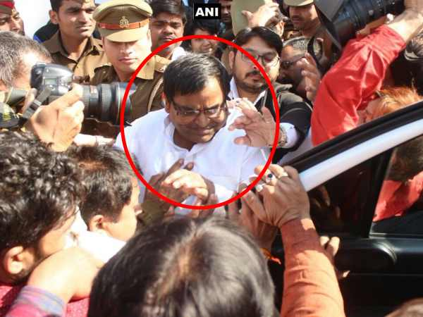 Rape Accused Gayatri Prajapati Arrested From Lucknow