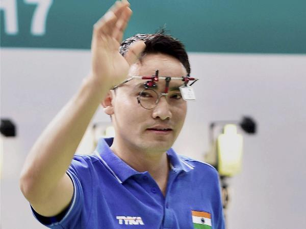 Issf Shooting World Cup Jitu Rai Wins Gold Amanpreet Singh Win Silver