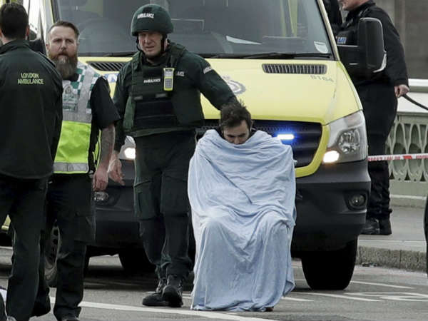 Isis Took The Responsibility London Terror Attack