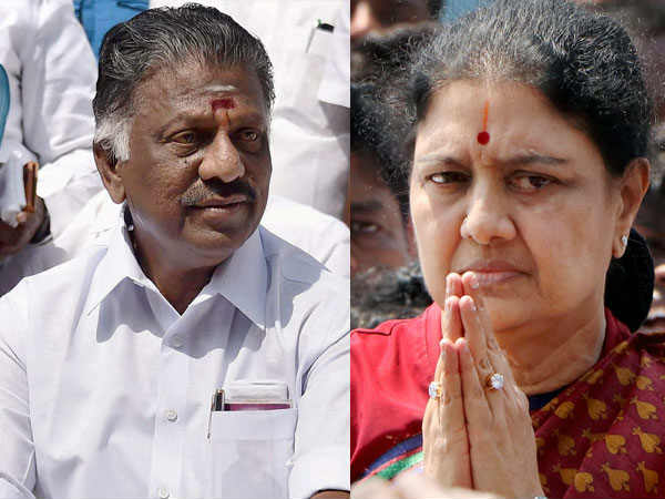 Neither Panneerselvam Or Sasikala Permitted Use Aiadmk Name