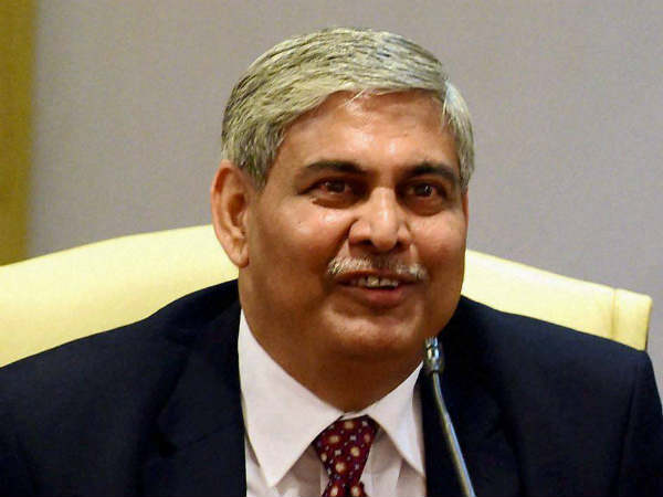 Shashank Manohar Resign From The Post Of Icc President