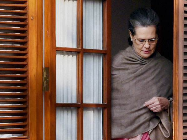 Sonia Gandhi To Skip Counting Day Flies Abroad For Medical Check Up