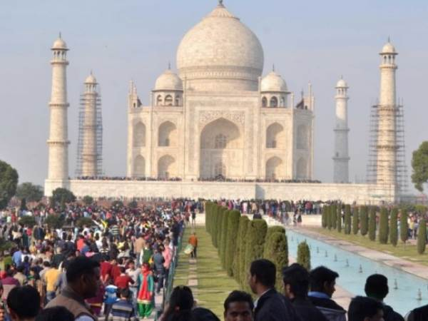 Target Taj Mahal Here Is What The Isis Has Mind