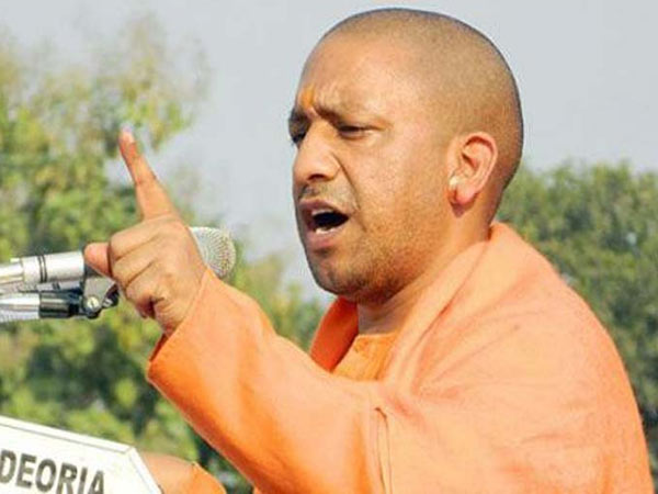 Yogi Adityanath Take Charge As Cm Lok Bhawan Lucknow Live