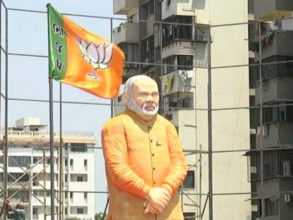 Decoration Surat City Before Pm Modi Arrives See Photos