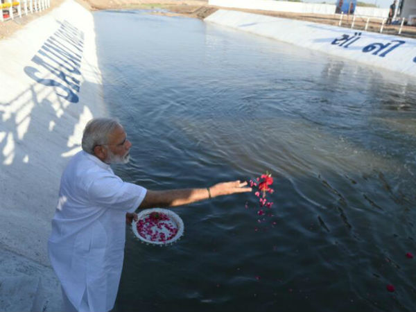 Pm Modi To Inaugurated Link 2 Of Sauni Project In Botad