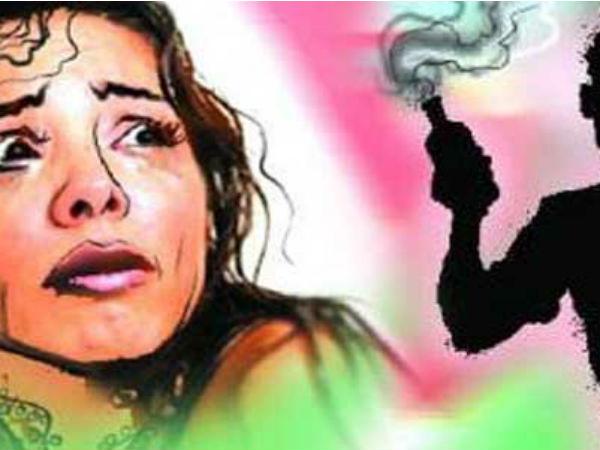 Gandhinagar Women Complaint Acid Attack Against Ex Employe