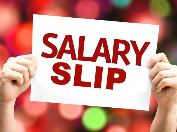 Salary Slip Know Everything About Salary Slip Gujarati