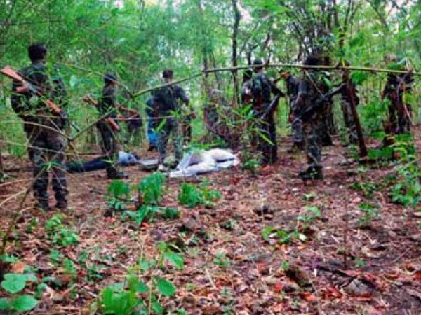 Jawans Killed Encounter With Maoists Chhattisgarhs Sukma