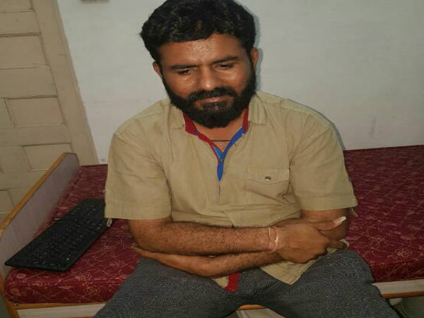 Aravalli Tribal Development Officer Caught Taking Bribe
