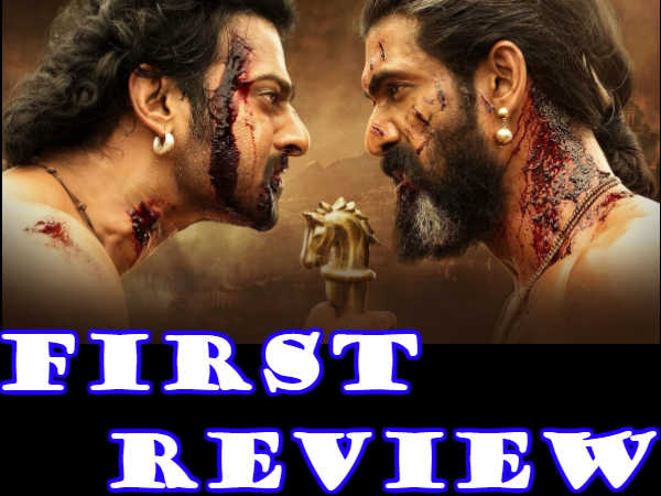 Bahubali The Conclusion First Review