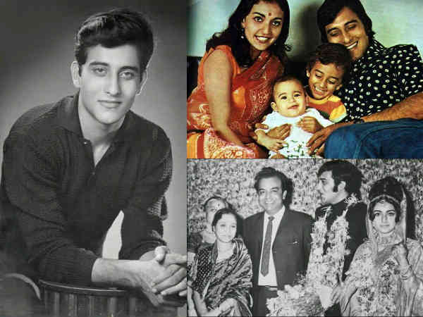 Vinod Khanna Picture From The Hospital Other Viral Pics