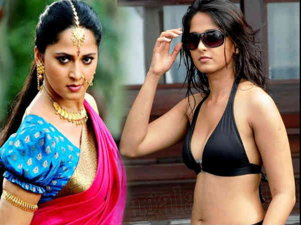 Bahubali 2 Actress Anushka Shetty Bold Pictures