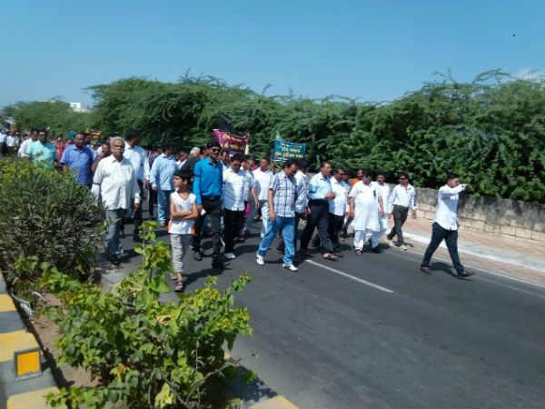 Diu People Protest Against Supreme Court Liquor Ban
