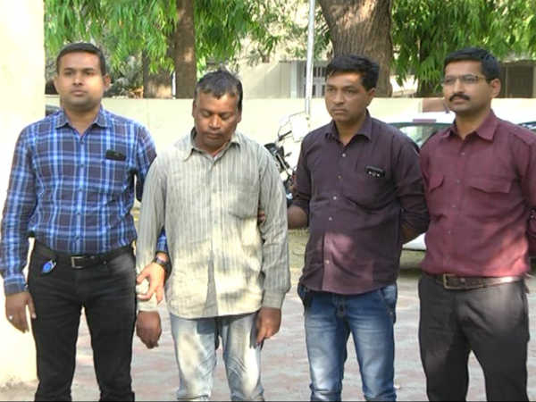 Ahmedabad Police Arrested Activa Vehicle Thief