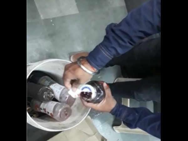 Gujarat Food Department Raids At Ahmedabad Rajkot
