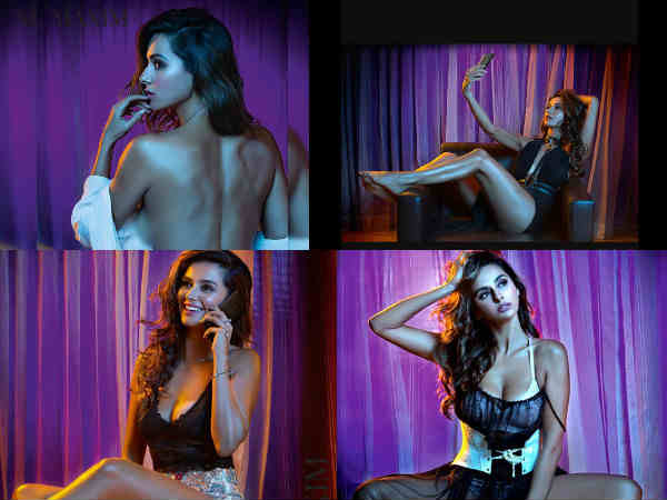 Singer Shibani Dandekar Went Topless For Her New Photo Shoot