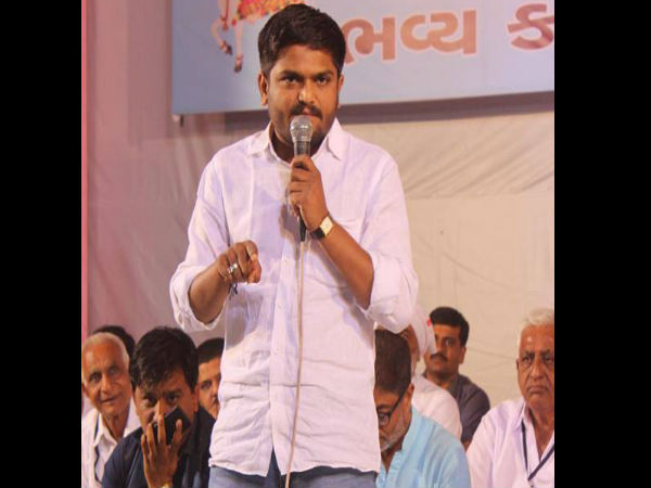 Pass Leader Hardik Patel His Father Again News Know The Rea