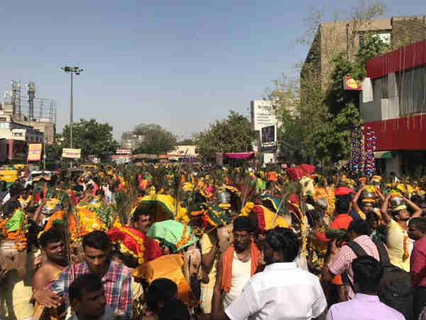 This Tamil Festival Have Gujarat Connection