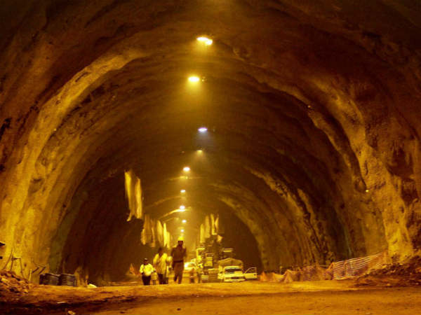 jammu kashmir longest tunnel