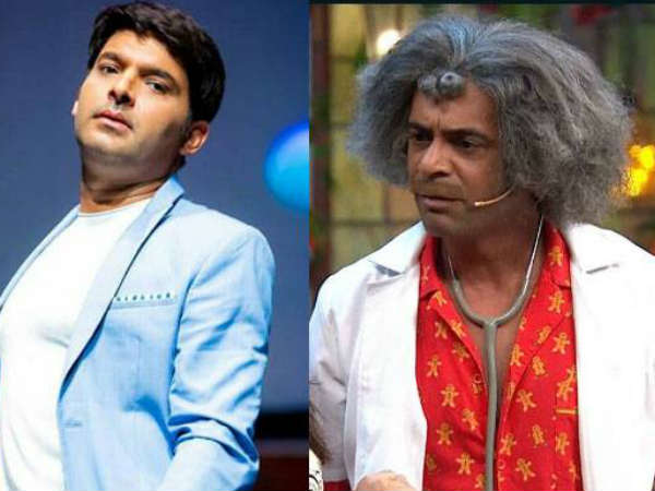 What Difference Does It Make Sunil Grover Take On Kapil Sharma