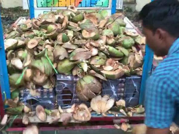Una Police Seized Worth 1 Lakh Liquor From Auto Rickshaw
