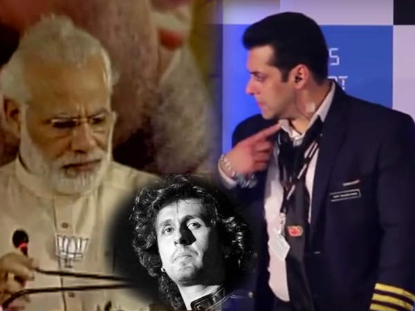 Video When Salman Khan Pm Modi Stopped After Hearing Azan