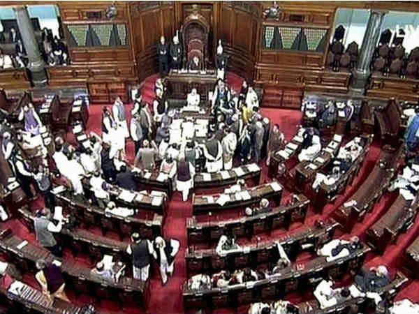 In Rajyasabha Opposition Raised Slogan Evm Ki Ye Sarkar Nahi Chalegi