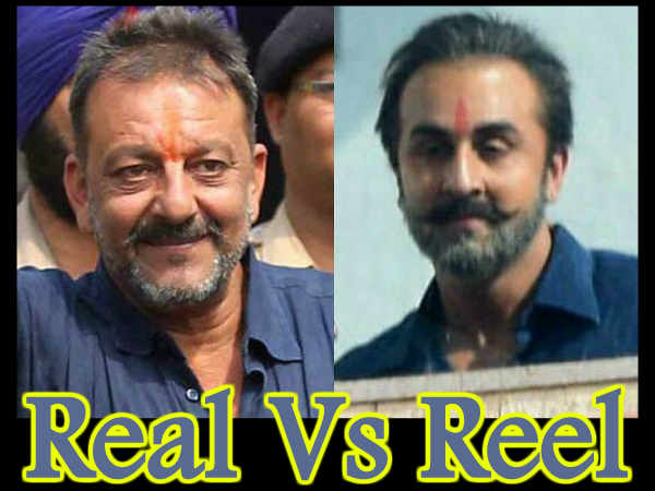 Ranbir Kapoor Is Twinning As Sanjay Dutt Leaked Yerwada Jail Pics