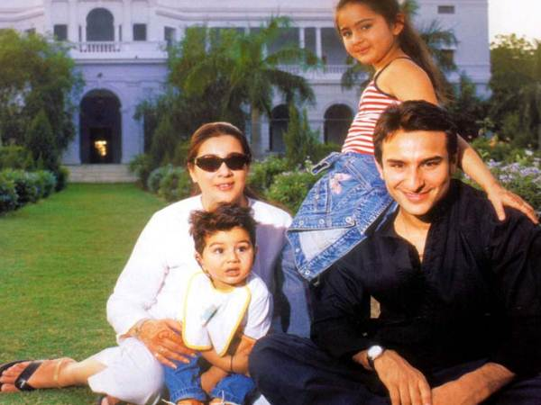 Actor Saif Ali Khan Speaks On Triple Talaq Ex Wife Amrita Singh