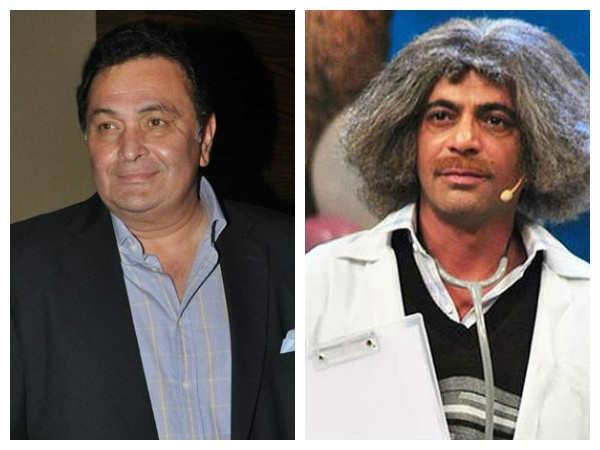 Rishi Kapoor Urges Kapil Sharma Sunil Grover To Patch Up